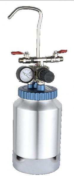 Drucktank 2 Liter Aluminium mit Hakengriff
