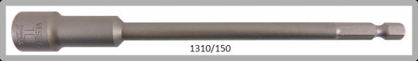 """10 Stück  Vessel HEX Steckschlüssel POWER BIT 1/4"""" HEX E6.3  A/F 10.0 X Ø16.0 X 150 (mm)"""