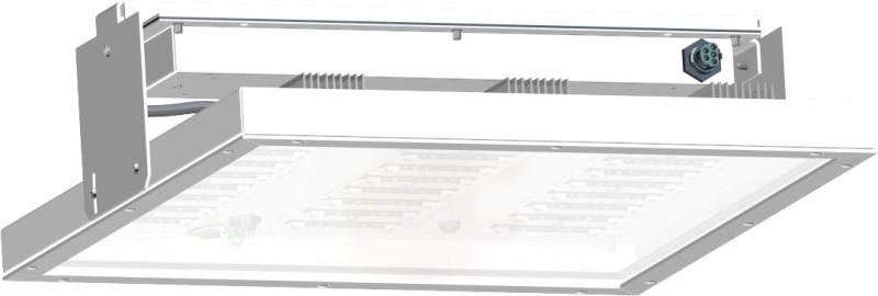 LED high bay spotlight HPL-057 professional line for halls > 6m height