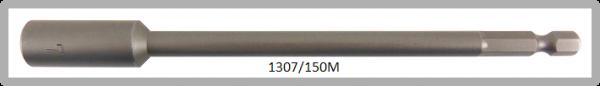 """10 Stück  Vessel magnetische HEX Steckschlüssel POWER BIT 1/4"""" HEX E6.3  A/F 7.0 X Ø13.0 X 150 (mm)"""