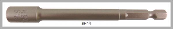 "Vessel BIT HOLDER 1/4"" HEX E6.3 L = 102 (mm)"