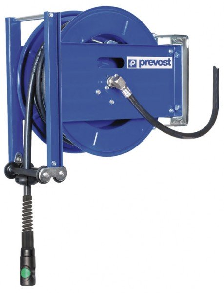 """Prevost hose reel DGO 1025ES for hardest operating conditions, G 3/8"""", 25 m"""