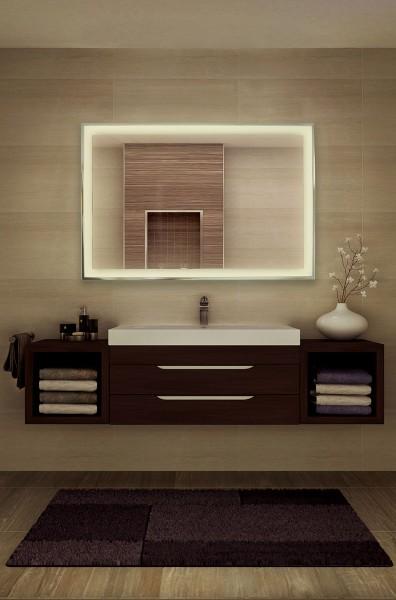 PowerSun Mirror LED Spiegelheizung, 400 - 900 Watt