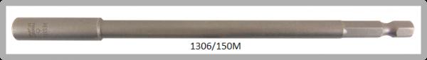 """10 Stück  Vessel magnetische HEX Steckschlüssel POWER BIT 1/4"""" HEX E6.3  A/F 6.0 X Ø10.0 X 150 (mm)"""