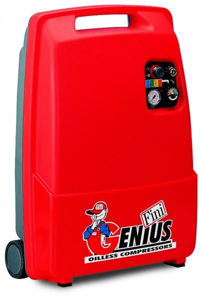 Fini Kompressor schallgedämmt Genius 230 ölfrei 15 kW