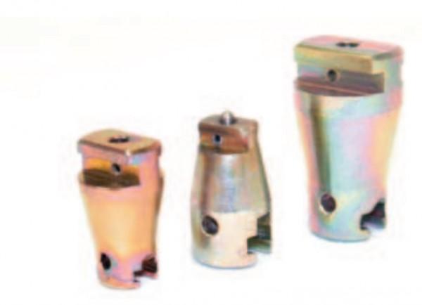 Erweiterungsstück (massiv) 16 auf 22 mm oder 22 auf 32 mm