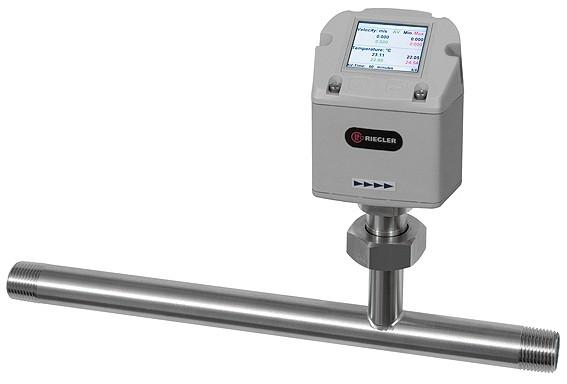 Durchflussmengenmesser, DN 20, R 3/4, 0,3 - 170 m³/h