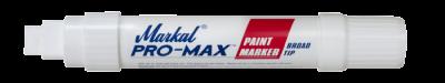 MARKAL PRO-MAX Extragroßer Lackmarker  weiss MOWOTAS
