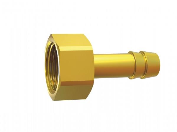 Screw-on hose connector, G 2, for hose I.D. 50 mm, AF 70