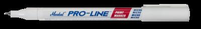 MARKAL PRO-LINE MICRO Lackmarker für feine Linienmarkierung weiss MOWOTAS