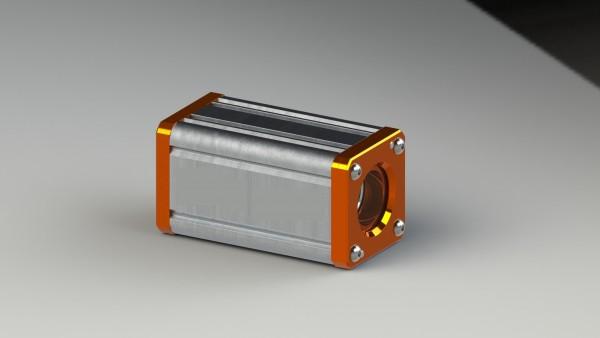 Kameraschutzgehäuse aus Aluminium Legierung (MNOK-A)