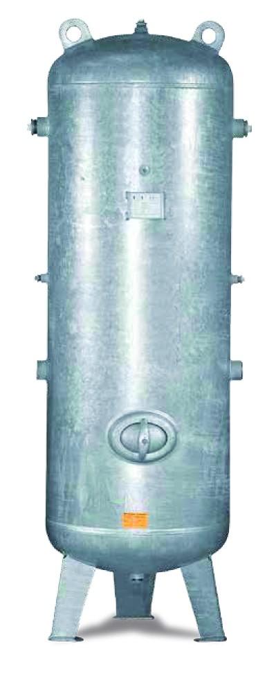 Druckluftbehälter Mowotas