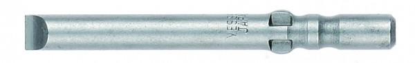 Vessel Industriebit für Schlitz-Schrauben WING SHANK BIT Ø4mm 0.4xØ3.0 X 20 X 40 (mm)