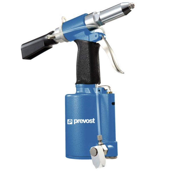 Hydraulic-pneumatic riveter with suction system Prevost TAR 481220