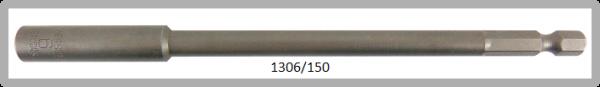 """10 Stück  Vessel HEX Steckschlüssel POWER BIT 1/4"""" HEX E6.3  A/F 6.0 X Ø10.0 X 150 (mm)"""