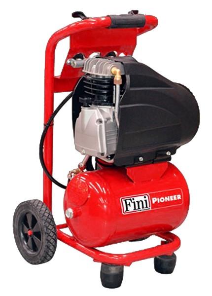 Fini Compressor Pioneer/l 265M 15 kW
