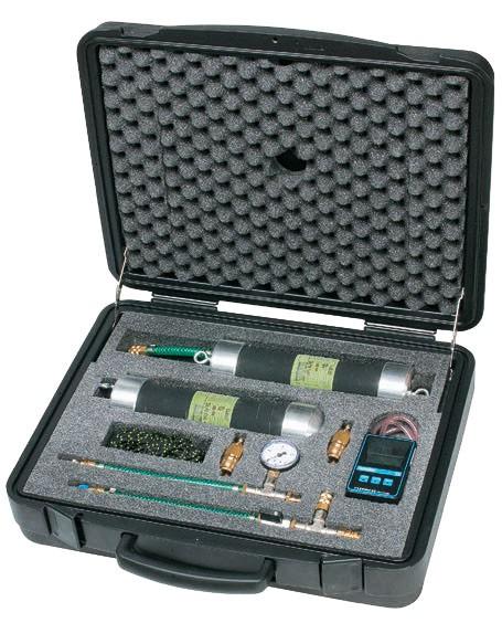Hausanschluss-Rohrprüfsystem DS 8 - 15