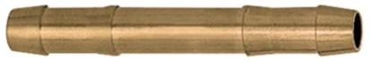 Doppelschlauchtülle, für Schlauch LW 4 - 19 mm, Messing