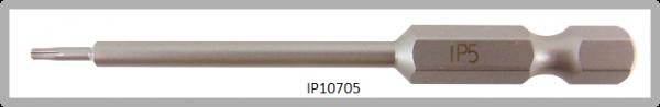 """Vessel Industriebit für Torx-Plus-Schrauben POWER BIT 1/4"""" HEX E6.3  IP 5 X Ø3.18 X 70 (mm)"""