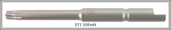 Vessel Industriebit für Torx-Plus-Schrauben HALF MOON BIT Ø4mm IP 10 X Ø3.0 X 20 X 44 (mm)