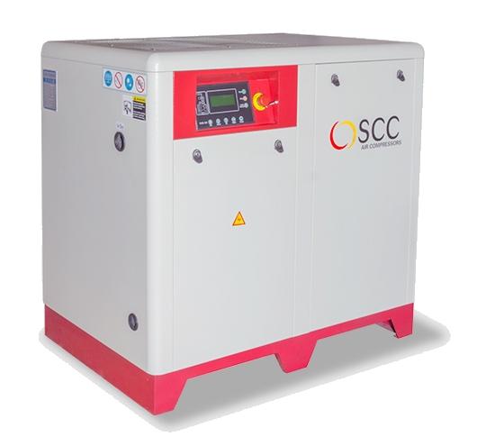 Hochwertige Kompressoren von SCC - energieeffizient und BAFA-förderungsfähig