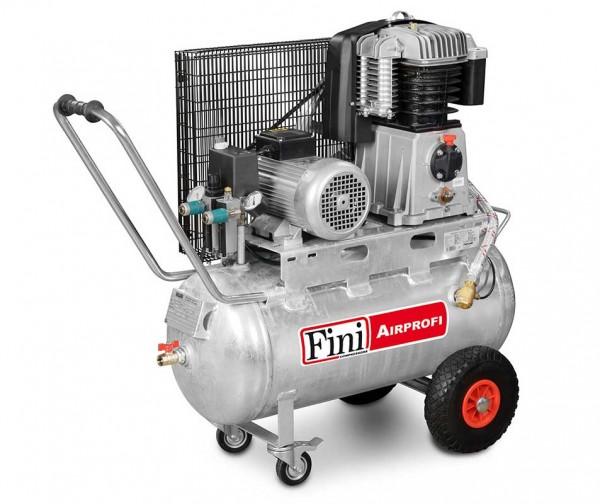 Fini compressor AIRPROFI BK119 ++high pressure 44 kW