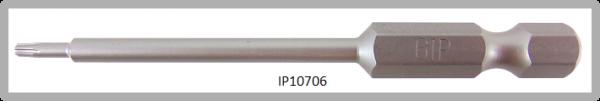 """Vessel Industriebit für Torx-Plus-Schrauben POWER BIT 1/4"""" HEX E6.3  IP 6 X Ø3.18 X 70 (mm)"""
