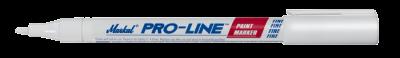 MARKAL PRO-LINE Lackmarker für feine Linienmarkierung weiss MOWOTAS