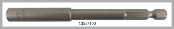 """10 Stück  Vessel HEX Steckschlüssel POWER BIT 1/4"""" HEX E6.3  A/F 5.5 X Ø9.0 X 100 (mm)"""