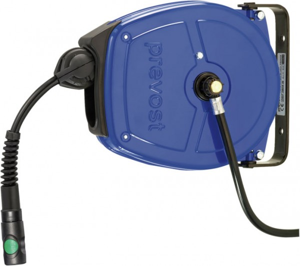 Compact Prevost hose reel DSF 0805ES, 5m, weight 3 kg