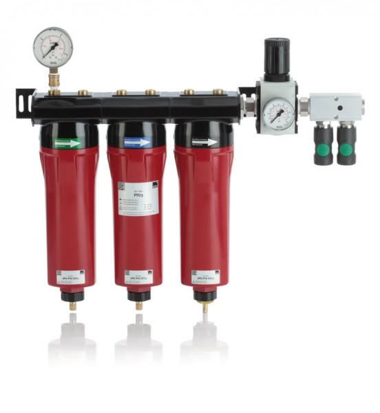 PFU3 Filterelement Aktivkohle für den Austausch an der 3. Stufe