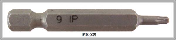 """Vessel Industriebit für Torx-Plus-Schrauben POWER BIT 1/4"""" HEX E6.3 IP 9 X Ø3.18 X 49 (mm)"""