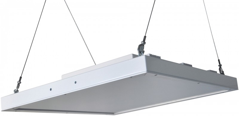 LED high bay spotlight HCL Classic Line for halls > 4m height