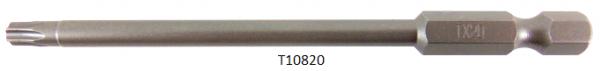 """Vessel Industriebit für Torx-Schrauben POWER BIT 1/4"""" HEX E6.3  TX 20 X Ø4.37 X 90 (mm)"""