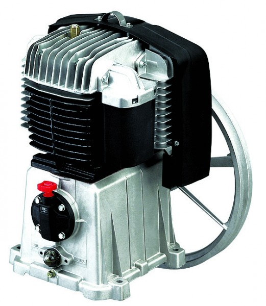 Fini unit with parallel cylinder V-belt drive, two-stage