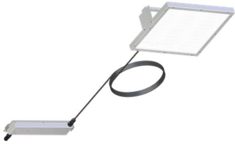 LED high bay spotlight HPL-057 Professional Line Extremely heat-resistant