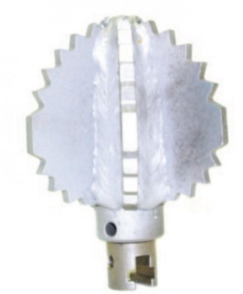 Hedgehog cutter 22 - 32 mm, Ø 55 - 100 mm