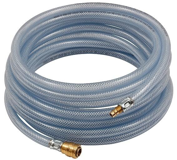 PVC braided hose set, Hose Ø 12x6, Length 5 - 25 m