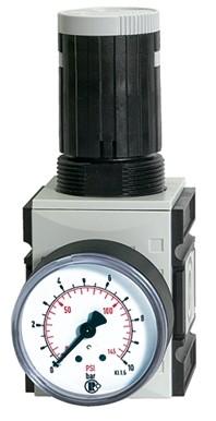 Pressure regulator »FUTURA«, Size 2, G 3/8 - 1/2, 0.1 - 16 bar