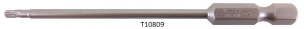 """Vessel Industriebit für Torx-Schrauben POWER BIT 1/4"""" HEX E6.3  TX 9 X Ø3.18 X 90 (mm)"""