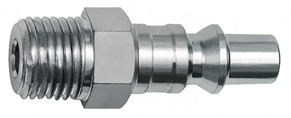 Nipple for swing safety couplings I.D. 5.5, ARO 210, G 1/8 - 1/4, ET/IT