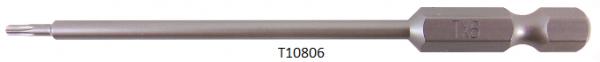 """Vessel Industriebit für Torx-Schrauben POWER BIT 1/4"""" HEX E6.3  TX 6 X Ø3.18 X 90 (mm)"""