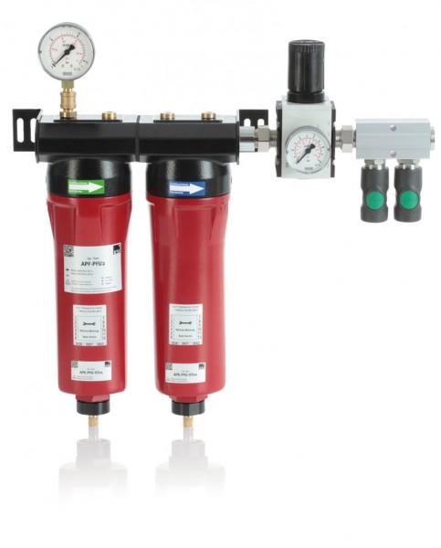 PFU2 O-Ringe für Filtergehäuse, Manometer, Kondensatableiter