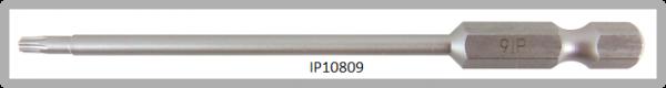 """Vessel Industriebit für Torx-Plus-Schrauben POWER BIT 1/4"""" HEX E6.3  IP 9 X Ø3.18 X 90 (mm)"""