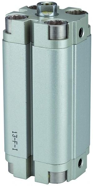 Kompaktzylinder »ACP« doppeltwirkend, Kolben-Ø 32, Hub 5 - 100, G 1/8
