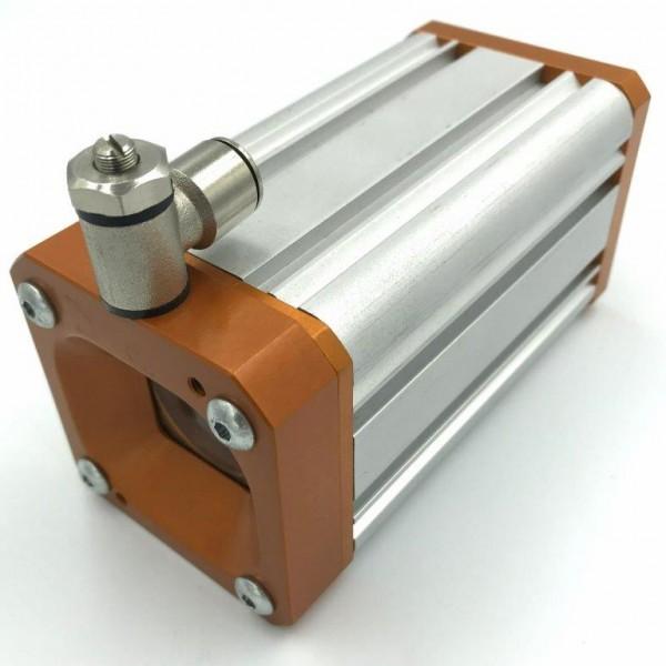 Kameragehäuse mit Luftschleier aus Aluminium Legierung (MNOK-B)