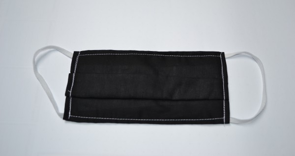 Atemschutzmaske aus Baumwolle, waschbar, 10er Pack