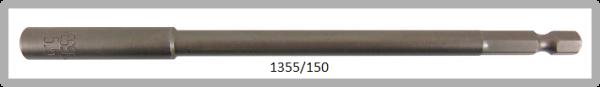 """10 Stück  Vessel HEX Steckschlüssel POWER BIT 1/4"""" HEX E6.3  A/F 5.5 X Ø9.0 X 150 (mm)"""