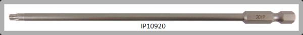"""Vessel Industriebit für Torx-Plus-Schrauben POWER BIT 1/4"""" HEX E6.3  IP 20 X Ø4.37 X 152(mm)"""