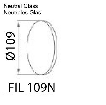 Neutrales Glas für Clik LED Maschinenleuchte